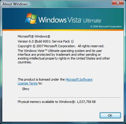 Unblocked: Vista SP1 on April 28, XP SP3 on May 19