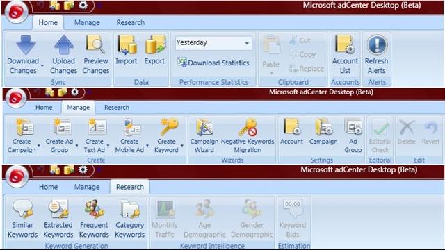 Download microsoft adcenter desktop 8. 5. 10357. 0.
