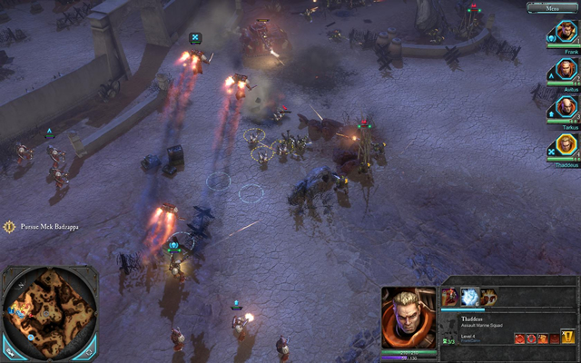 Review: Dawn of War II riles RTS genre with frantic combat