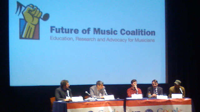 Panel: what does broadband policy mean for musicians?