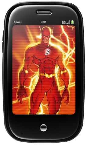 Flash 10 coming to a non-Apple smartphone near you in 2010