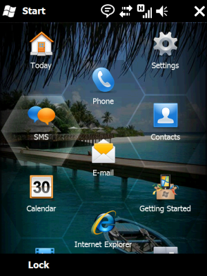 Windows Mobile 6.5 UI a big improvement; more work needed