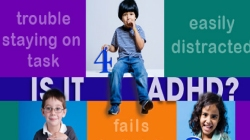 Hyperactivity helps ADHD boys with memorization
