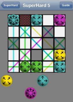 Minireview: Combination offers challenging iPhone puzzles
