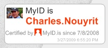 MyID.is takes logical step, links Web ID with real world