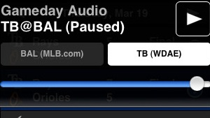 MLB.com At Bat back for 2009, now includes Gameday Audio