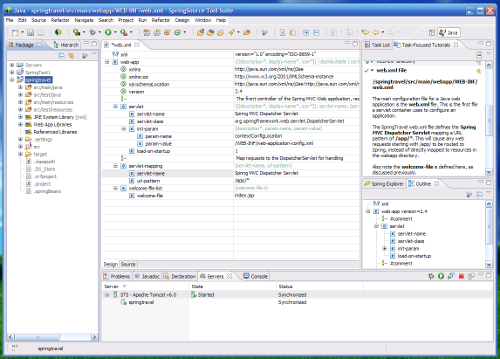 SpringSource unveils new release of Eclipse-based tool suite