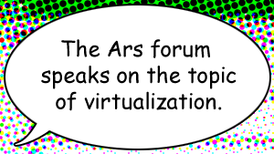 Virtualization: