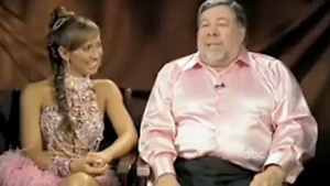 Woz suffers foot fracture, vows to keep dancing anyway