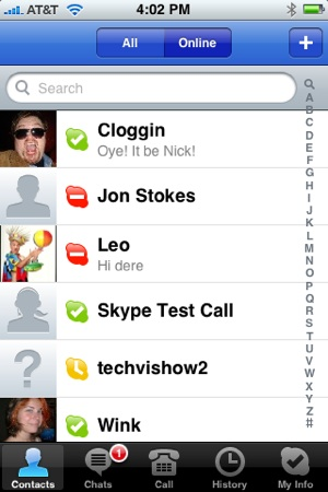Review: Skype finally does VoIP right on the iPhone
