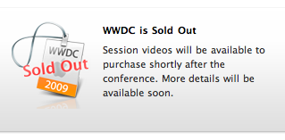 WWDC already sold out for second time in history