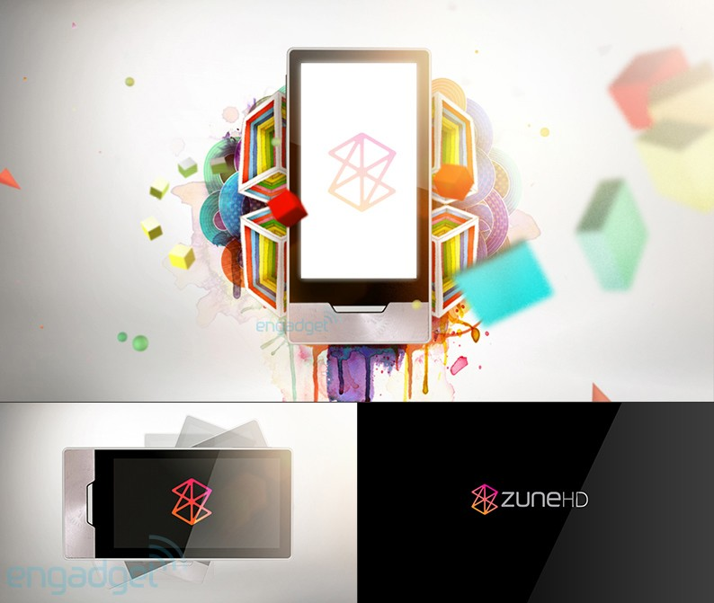 Touch-enabled Zune HD all but officially confirmed