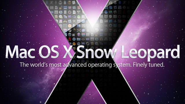 Snow Leopard at WWDC: better, harder, faster, stronger