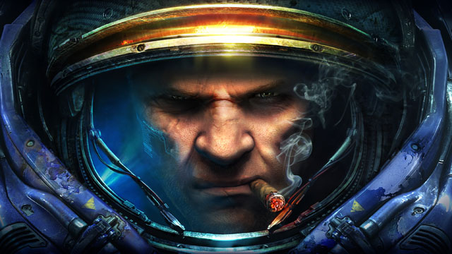 StarCraft II private beta testing has begun