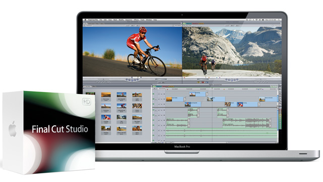 Apple ships new Final Cut Studio with advanced codec support