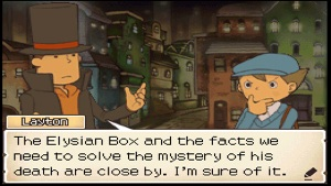 If you open it, you die: Ars reviews new Professor Layton