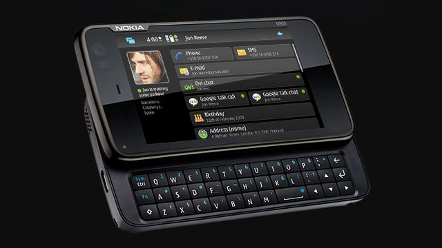Nokia N900: Multimedia Phone with Maemo Operating System