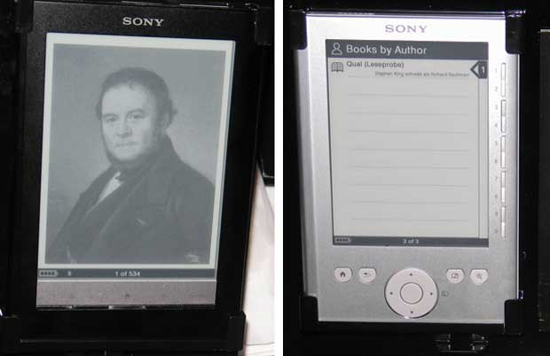 Sony to link Readers with libraries, allow e-book borrowing