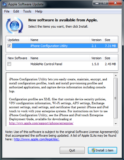 Apple pushes unwanted enterprise tool to Windows users