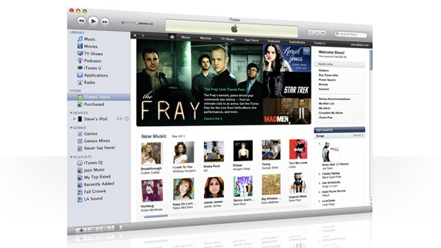 Apple rocks with iTunes 9, iTunes Store improvements