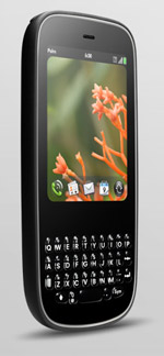 Palm shrinks webOS smartphone into bite-size Pixi candybar