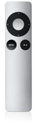Apple updates bundled remote: sleeker design, better UI