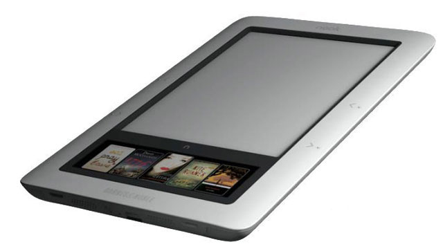Barnes & Noble puts Android on an e-reader with the Nook