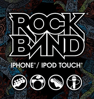 Rock out on your iPhone later this month with Rock Band