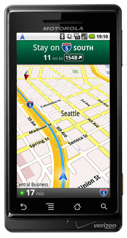 Motorola Droid lands at Verizon next week, $199 post rebate