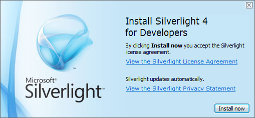Silverlight 4 beta arrives for developers