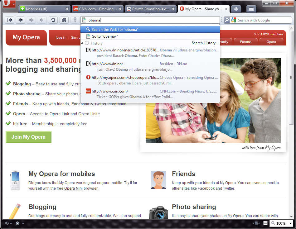 Opera plans to get back on track with 10.5