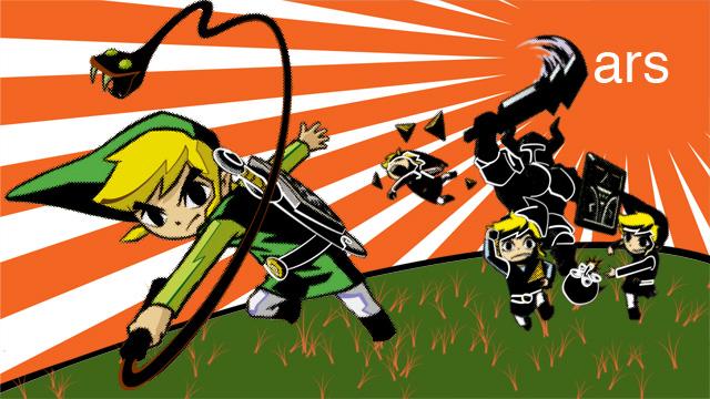 Ghost in the machine: Ars reviews Zelda: Spirit Tracks | Ars