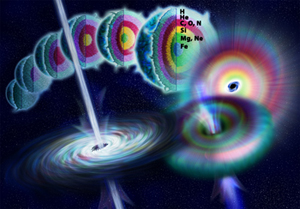 Some baby black holes give boost, but no burst