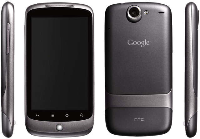 Secrets of the Nexus One's screen: science, color, and hacks