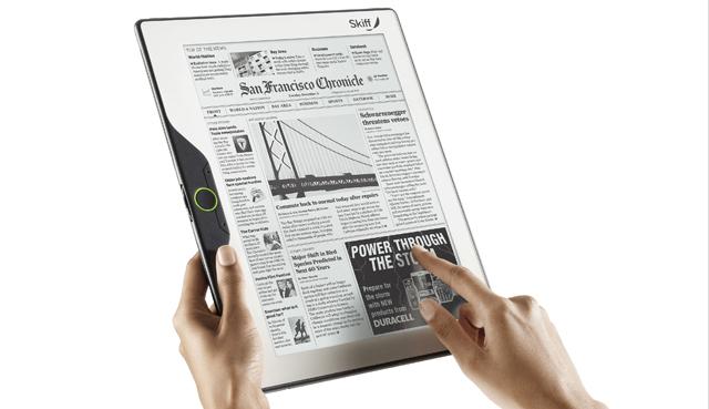 Hardware details for Sprint/Skiff e-reader
