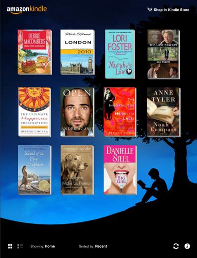 Amazon, Barnes & Noble plan to ride the iPad e-book train