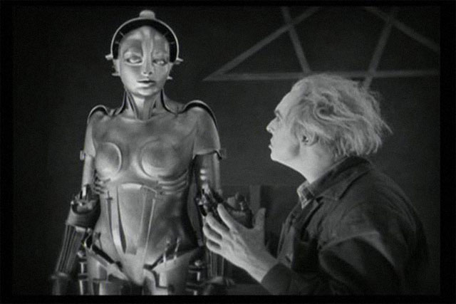 Fritz Lang's 1927 German expressionist film Metropolis gave us an early 20th century vision of the modern robot (and the inspiration for C-3P0).