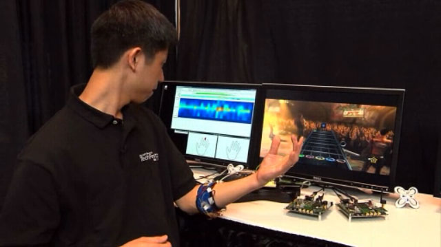 Microsoft Research TechFest 2010: NUI and the cloud dominate