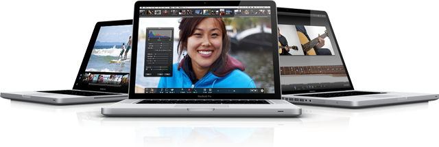 MacBook Pros updated with Corei5/i7 processors, 10hr battery (Updated)