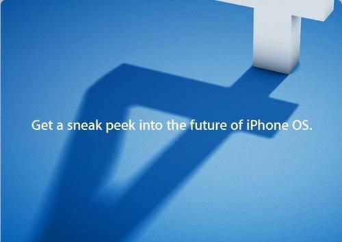 Apple announces iPhone 4.0 event for Thursday