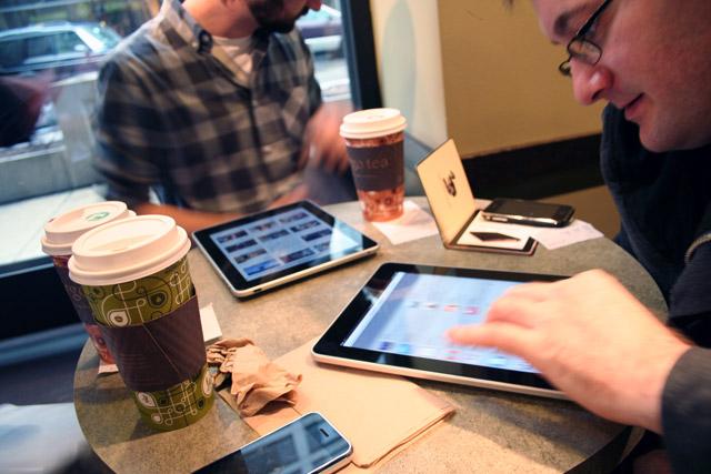 iPads: we haz them!