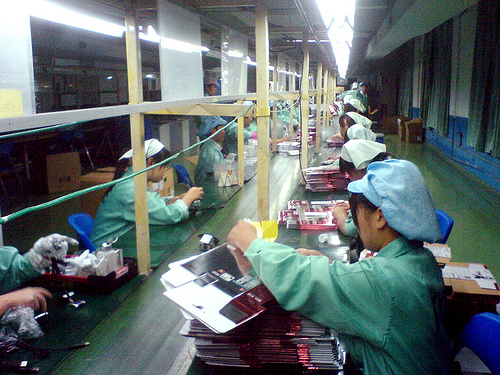Microsoft investigates as sweatshop spotlight shines on supplier