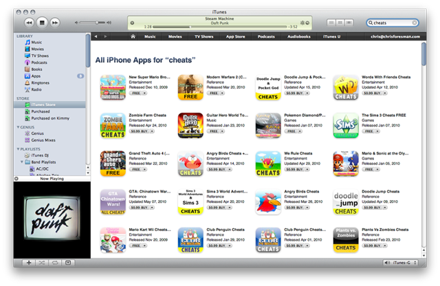 What you can do when junk apps invade the App Store