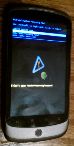 How-to: manually update your Nexus One to Android 2.2