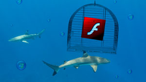Adobe's new Flash DRM comes with selective output control