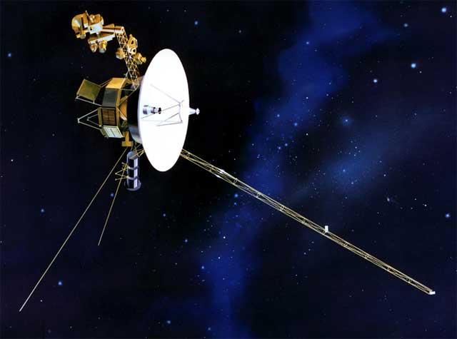 Voyager 2 stops making sense