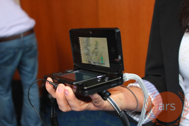 Hands on with the Nintendo 3DS: it works, and works well