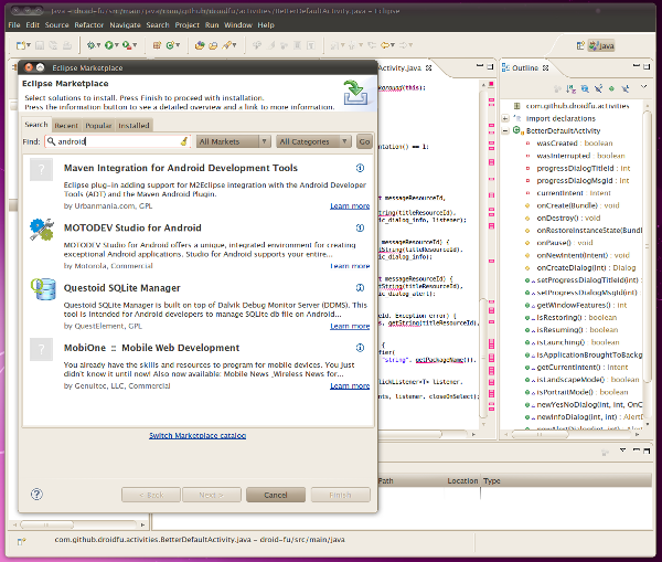 Eclipse project releases major update of open source IDE