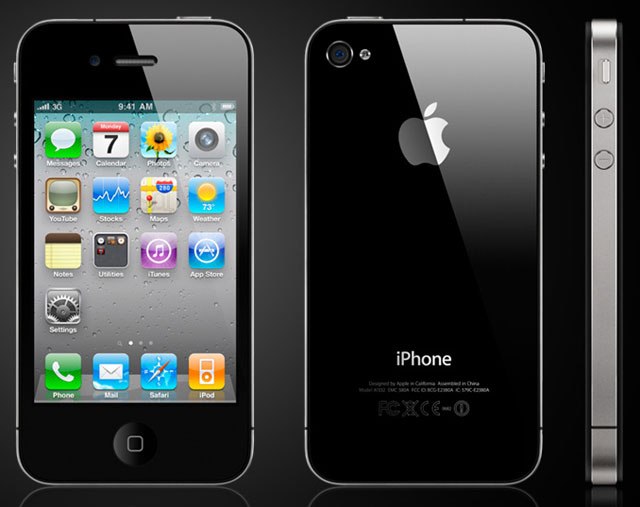 iPhone 4 unveiled: gets HD video, LED flash, dual cameras