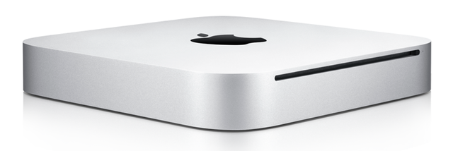 Surprise Mac mini update: unibody case, HDMI, 320M graphics